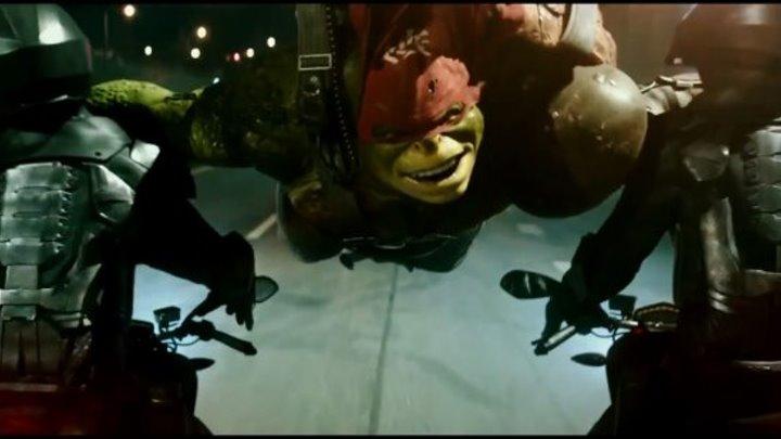 Черепашки-ниндзя 2 - Пора вынести мусор (2016)