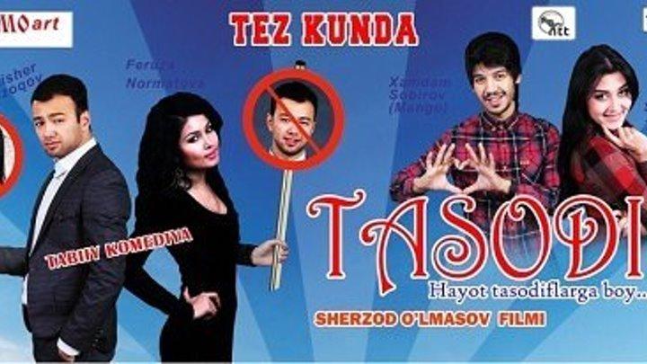 Tasodif (Yangi O'zbek film 2016 HD)