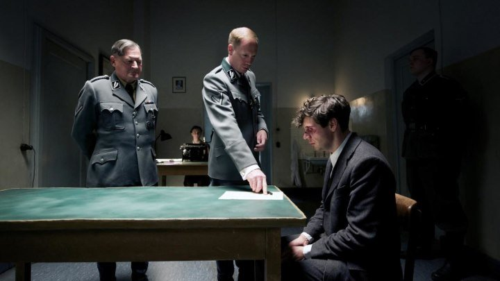 Взорвать Гитлера.2015./История,драма.