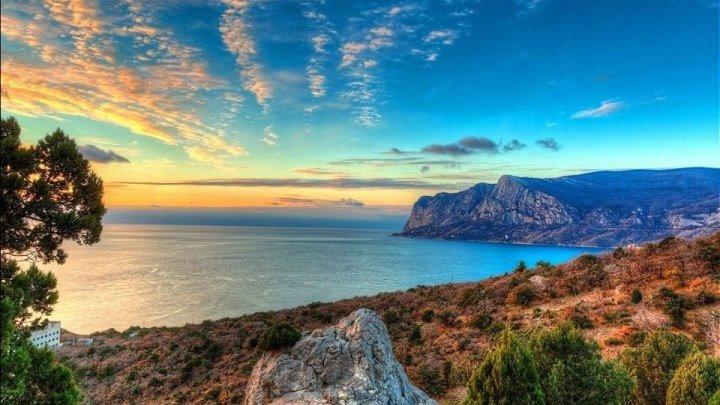 БУХТА ЛАСПИ, КРЫМ. Laspi Bay, Crimea