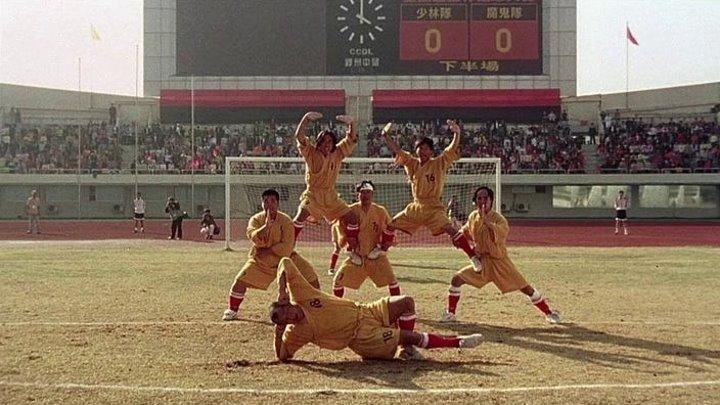 Трейлер к фильму - Убойный футбол 2001 комедия, спорт, боевик.