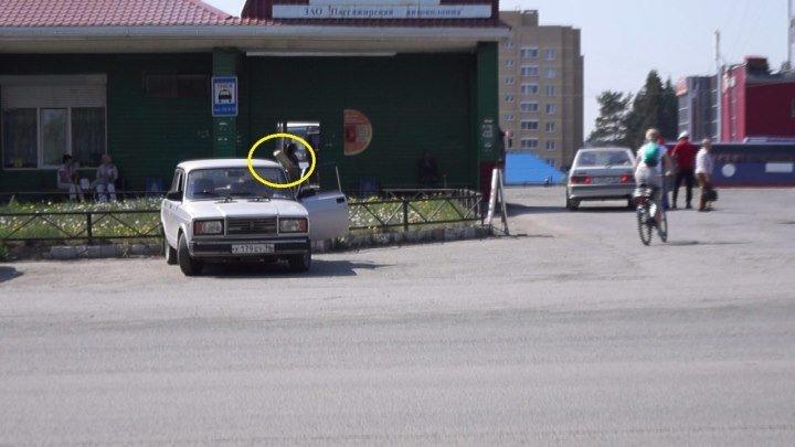 """Бомбила с автостанции. Валя - """"Торпеда"""""""