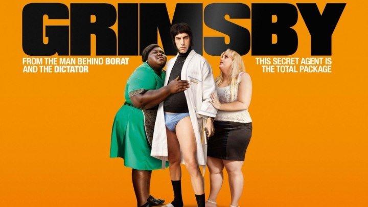 Трейлер к фильму - Братья из Гримсби 2016 комедия, боевик.