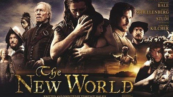 Новый свет. 2005 Драма Мелодрама Биография История