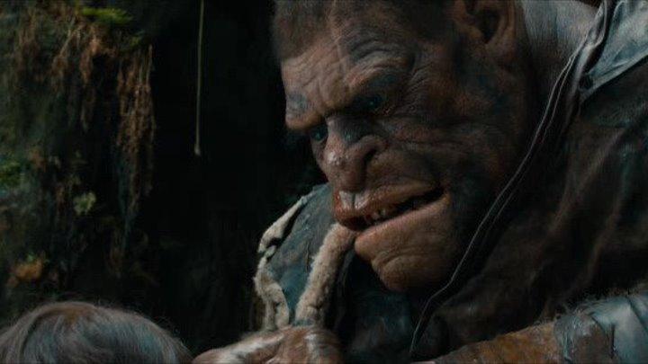 Охотники на ведьм (2013) смотреть онлайн (ужасы, фэнтези, боевик)