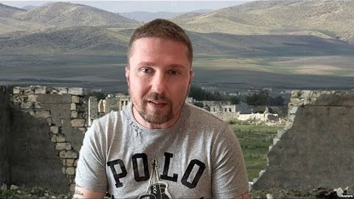 Точка на карте. Видеоблогер из Украины задаёт вопросы простым жителям Арцаха.