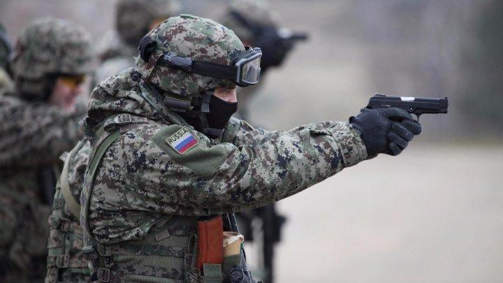 Спецназ РФ vs Спецназ США