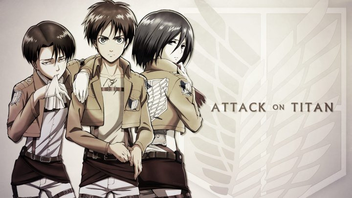 21 серия Атака Титанов