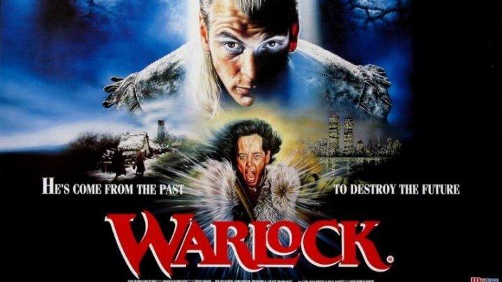 Чернокнижник (1988) фэнтези, триллер, приключения HDRip от Scarabey DUB [Мосфильм] Джулиан Сэндс (Warlock), Лори Сингер (Kassandra), Ричард Э. Грант (Giles Redferne)