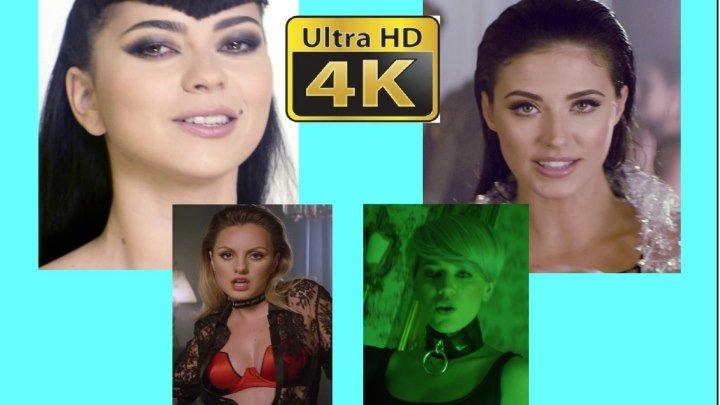 G Girls (Alexandra Stan, Lori, Antonia, INNA) - Call The Police - 2016 - Official Video - Ultra HD 4K - группа Танцевальная Тусовка HD / Dance Party HD