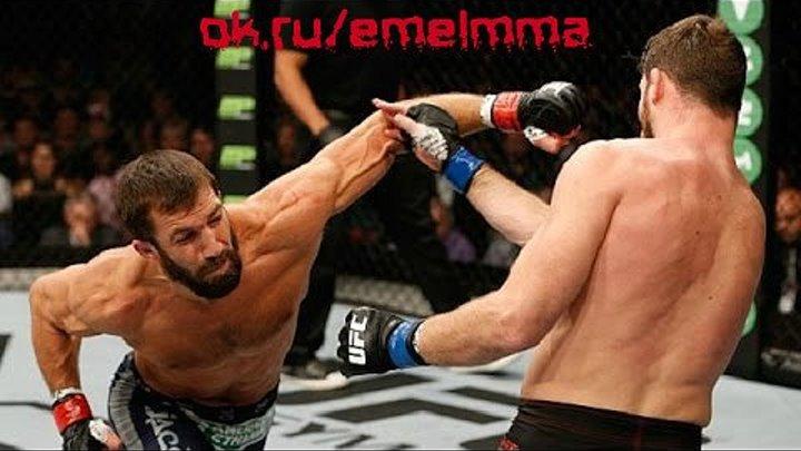 ★ UFC 199 (05.06.2016) Люк Рокхолд - Майкл Биспинг. Нокаут ★