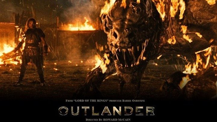 Викинги / Викинги против пришельцев / Outlander / 2ОО8