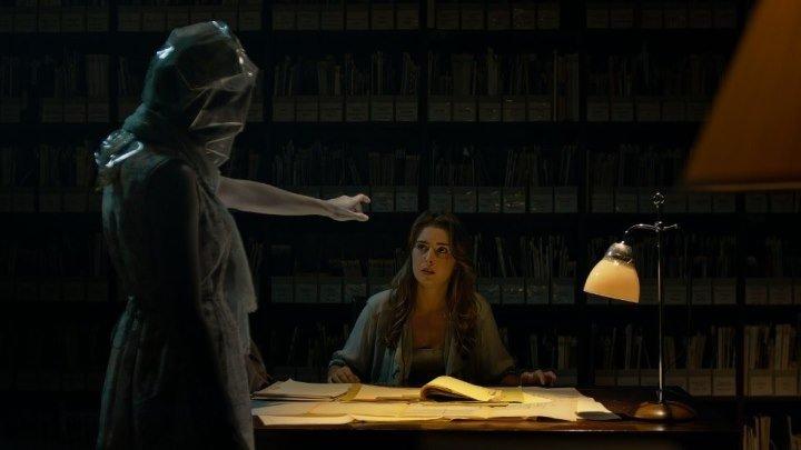 Подношение (2016) The Offering./Ужасы,триллер,драма,детектив.