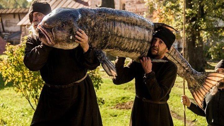 Комедия 'Монах и бес', скоро в кинотеатрах (реж.Николай Досталь)