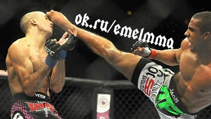 ★ ТОП 5 самых НЕВЕРОЯТНЫХ нокаутов в UFC ★