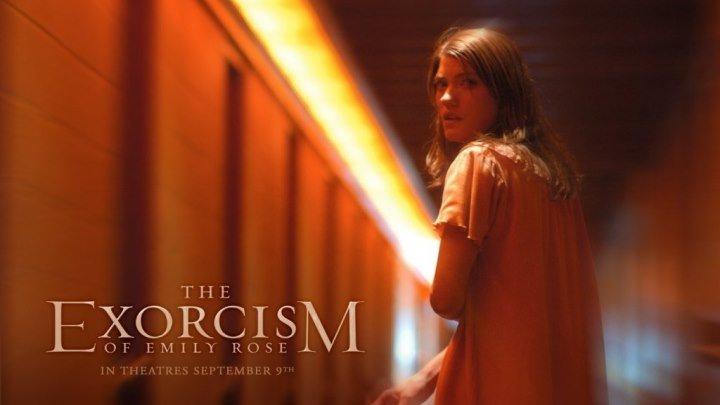 """Трейлер к фильму """"Шесть демонов Эмили Роуз"""" (The Exorcism of Emily Rose)"""