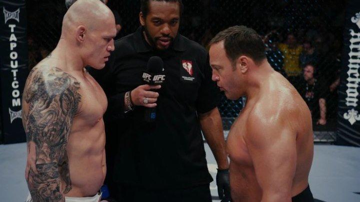 Толстяк на ринге HD(комедия, спорт,) 2012
