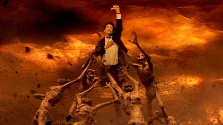 Трейлер к фильму - Константин: повелитель тьмы 2005 ужасы, фэнтези, триллер, драма