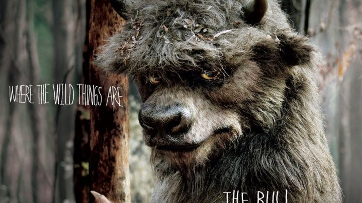 Там, где живут чудовища (2009) Where the Wild Things Are /Фэнтези,драма,приключения,семейный.
