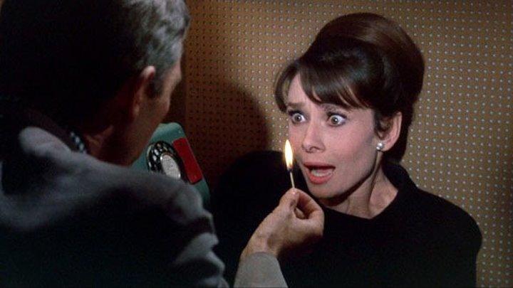 Шарада / Charade (США 1963) Мелодрама, триллер, комедия ツ