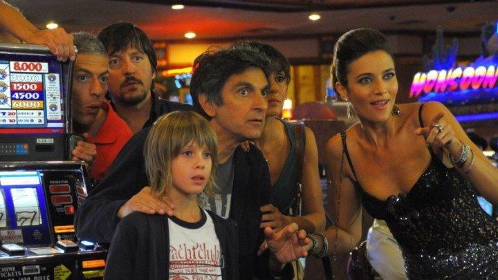 Невероятные приключения итальянцев в Америке (2013) Комедия.