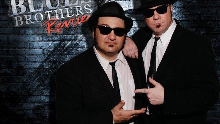 Братья Блюз / The Blues Brothers [Extended Cut] (1980) Музыкальный, Комедия, Боевик