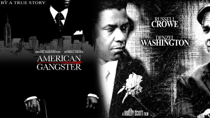 Гангстер / American Gangster (2007) BDRip 720p | Расширенная версия