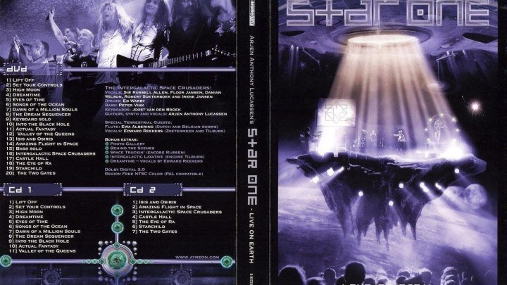 Star One - Live On Earth Part 2 (2003)