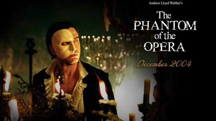 Призрак Оперы HD(триллер, драма)2004 (12+)