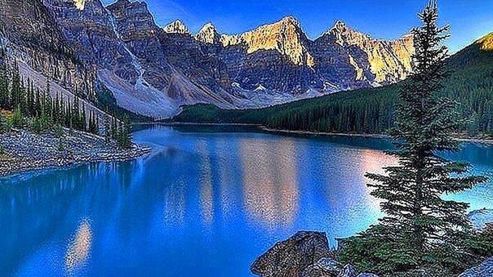 Музыка природы. Самые красивые места на Земле
