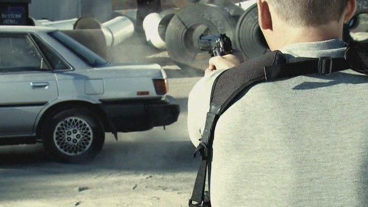 """Одиннадцатый час"" (2008) Боевик,триллер."