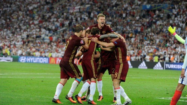 Россия - Англия Евро 2016 1 тур