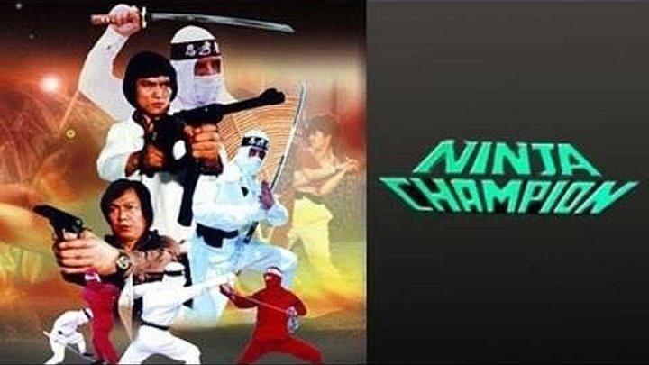 Ниндзя чемпион / Ninja champion (Гонконг 1985) боевые искусства