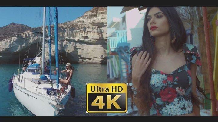 Claydee - Alena - 2016 - Official Video - Ultra HD 4K - группа Танцевальная Тусовка HD / Dance Party HD