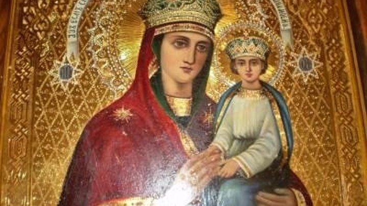 11 июня - Икона Богородицы «Споручница грешных»