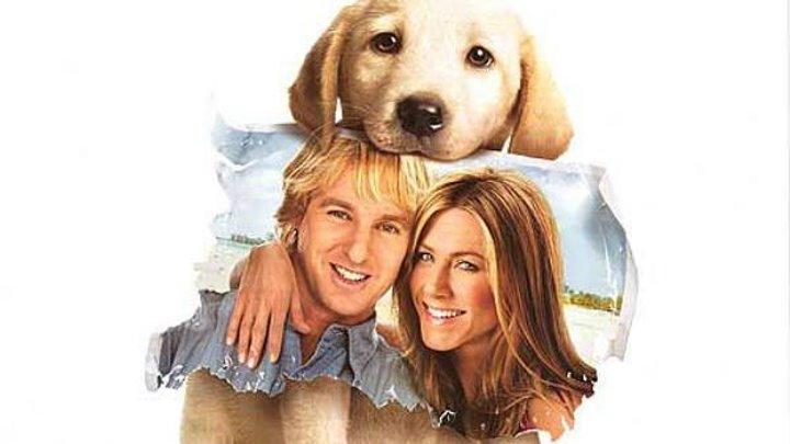Марли и я HD(комедия)2008 (12+)