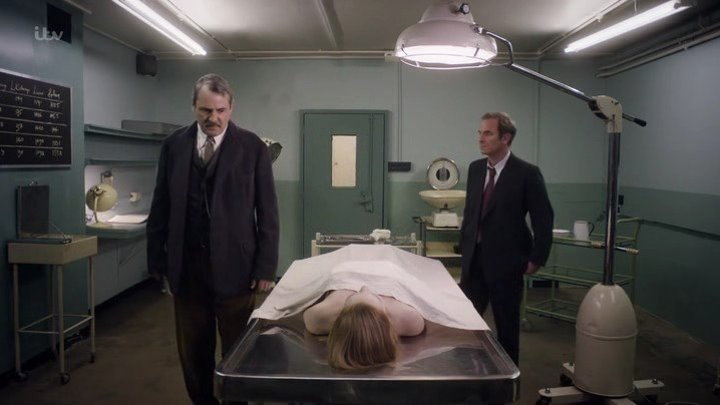 Гранчестер, 2 сезон 4,5,6 серии из 6 / Grantchester [2016, детективL]
