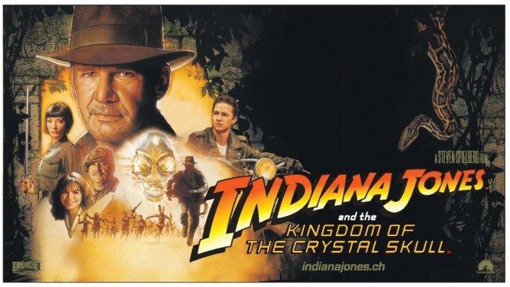 Трейлер к фильму - Индиана Джонс и Королевство xрустального черепа.