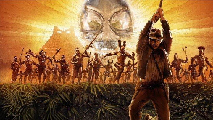 Индиана Джонс и Королевство хрустального черепа 2008 фантастика, боевик, триллер, приключения.