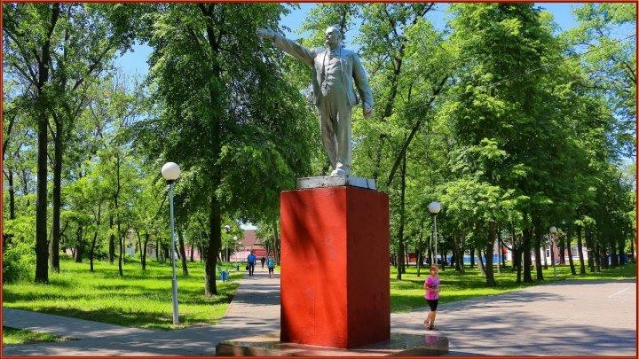 РОДИНА! г.Осиповичи. 5 июня 2016г. 8ч.(21). Старый парк! Беларусь.
