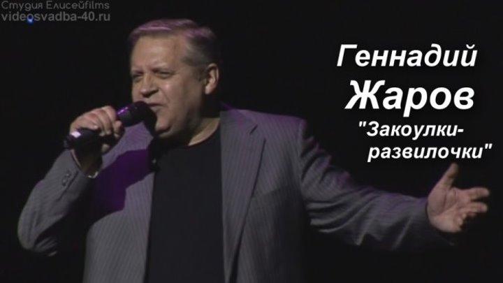 Геннадий Жаров - Закоулки-развилочки / 2006