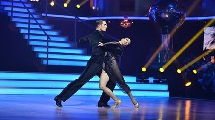 Танцы со звёздами -Станислав Бондаренко и Нике Кешелава --танго--БРАВО!!!