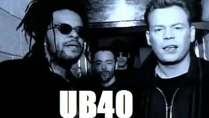 UB 40 - Can't Help Falling in Love