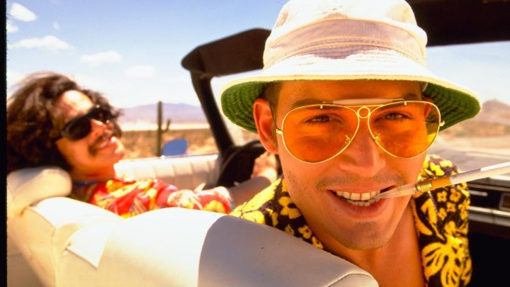 """""""Страх и ненависть в Лас-Вегасе"""" _ (1998) Драма, комедия. (HD 720p.)"""