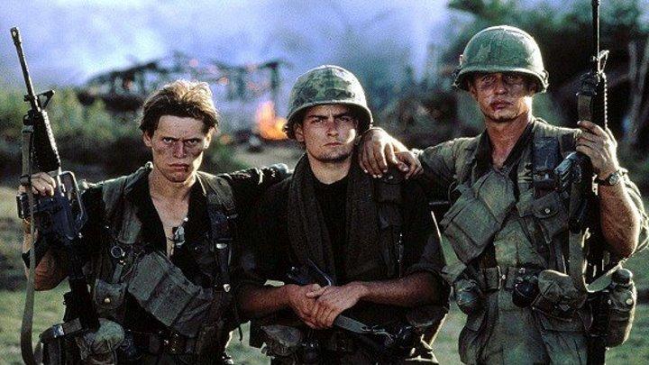 Взвод (1986) боевик