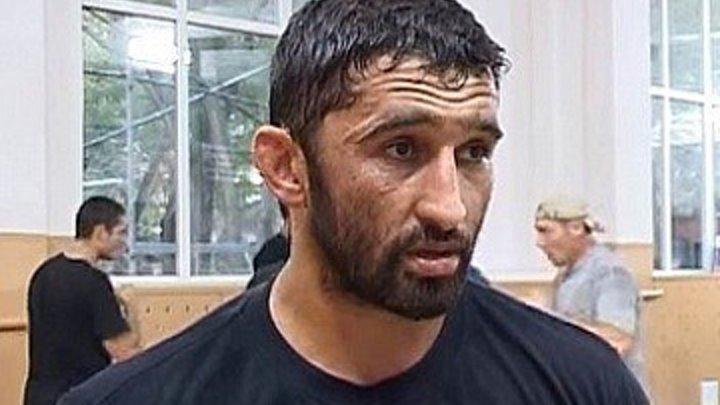 Скончался чемпион мира по боям без правил Амар Сулоев. Ему было 40 лет (27.06.2016)