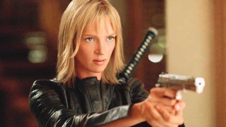 Фильм Убить Билла-2 (2004) Слоган фильма_ «Решающий удар»