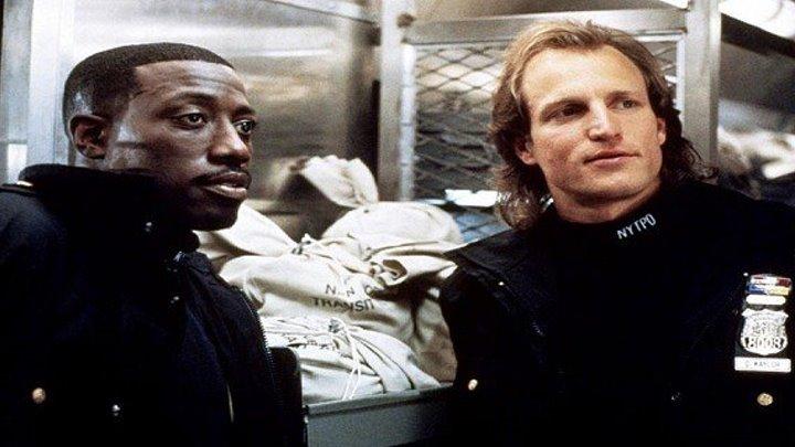 Денежный поезд (1995) боевик, триллер, комедия