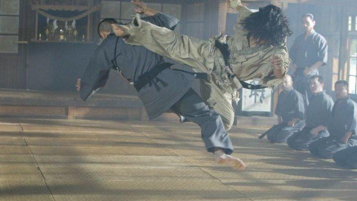 Боец на Ветру / Воин ветра / Baramui Fighter (Южная Корея 2004) Экшен