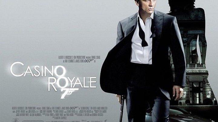 Agent James Bond 007 (Royal qazinosi) Uzbek tilida